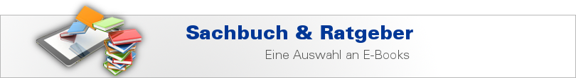 E-Books: Sachbuch & Ratgeber