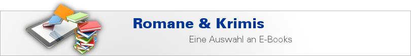 E-Books: Romane & Krimis