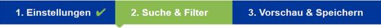 Suche & Filter