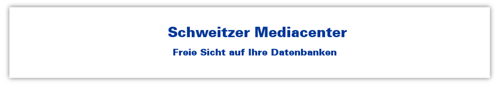 Schweitzer Mediacenter: Freie Sicht auf Ihre ...