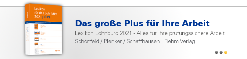 Lexikon Lohnbüro 2021