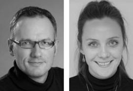 Stefan Voß und Jennifer Stanford