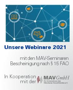 Mittagsrunden Hamburg  Webinare   2021