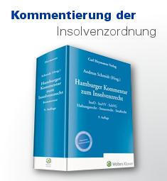 Andreas Schmidt, Kommentar zum Insolvenzrecht